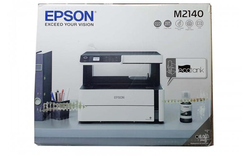 EPSON INK TANK PRINTER M2140 MULTIFUNCTION DUPLEX