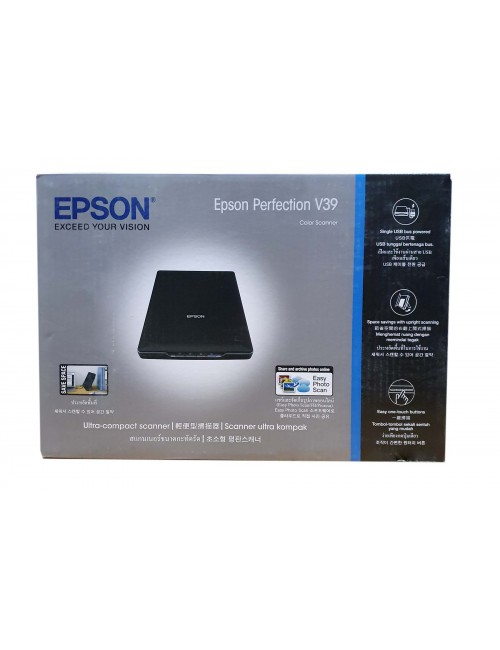 EPSON SCANNER V39 FLATBED