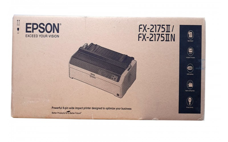 EPSON DOT MATRIX PRINTER FX2175 II