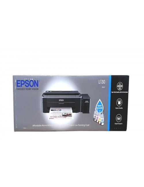 EPSON INK TANK PRINTER L130 SINGLE FUNCTION
