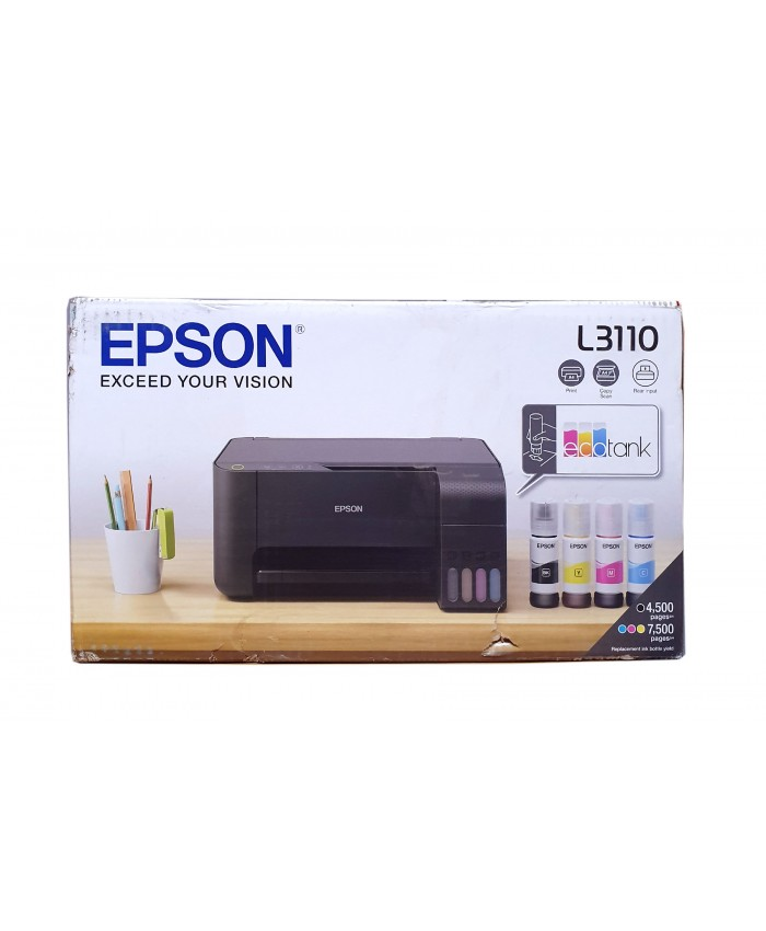 EPSON INK TANK PRINTER L3110 A4 MULTIFUNCTION