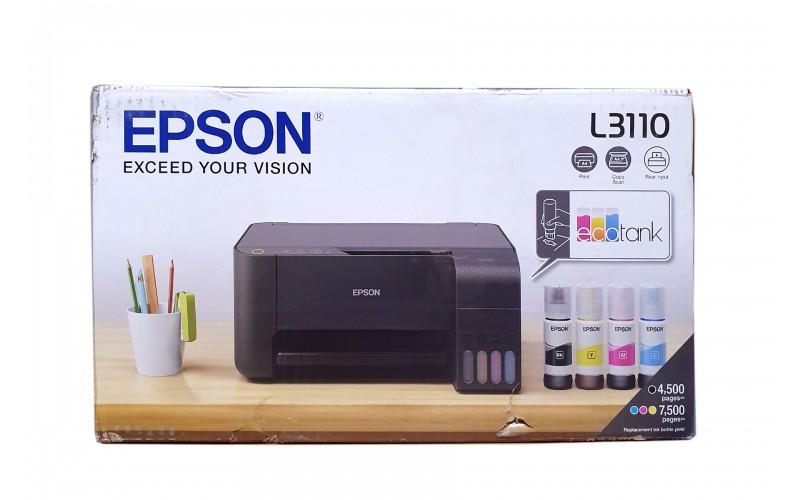 EPSON INK TANK PRINTER L3110 MULTIFUNCTION