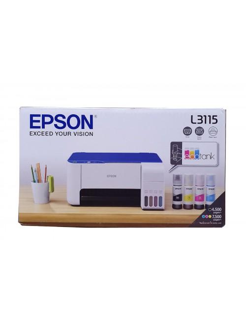 EPSON INK TANK PRINTER L3115 MULTIFUNCTION