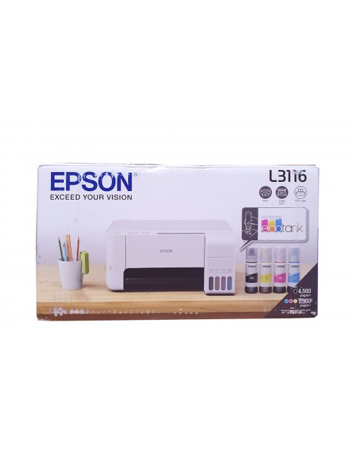 EPSON INK TANK PRINTER L3116 MULTIFUNCTION