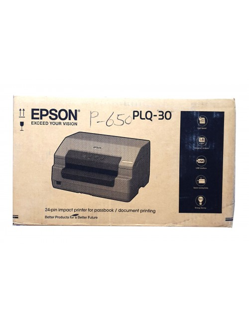 EPSON DOT MATRIX PRINTER PLQ30