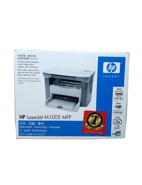 HP LASER PRINTER M1005 MULTIFUNCTION