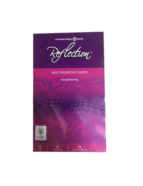 REFLECTION LEGAL PAPER 70 GSM (500 SHEETS)