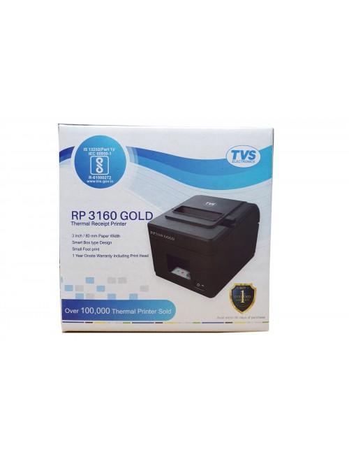 TVS THERMAL RECEIPT PRINTER RP3160 GOLD
