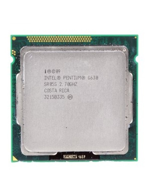 PULL OUT CPU DUAL CORE 2nd GEN G630 (Testing Warranty)