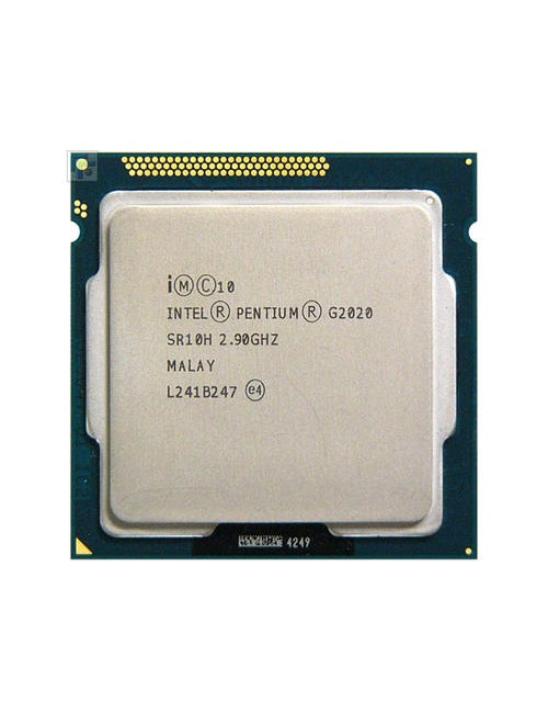 PULL OUT CPU DUAL CORE 3rd GEN G2020 (Testing Warranty)