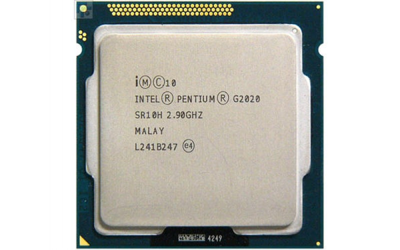 PULLOUT CPU DUAL CORE 3rd GEN G2020 (Testing Warranty)
