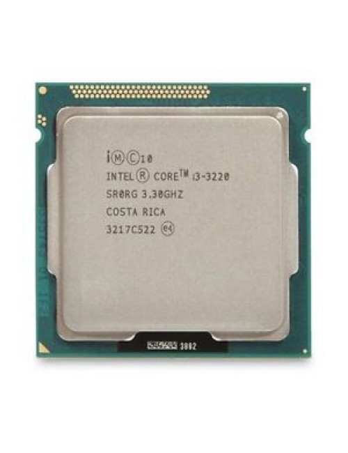 PULLOUT CPU CORE i3 3rd 3220 3.30 GHZ (Testing Warranty)
