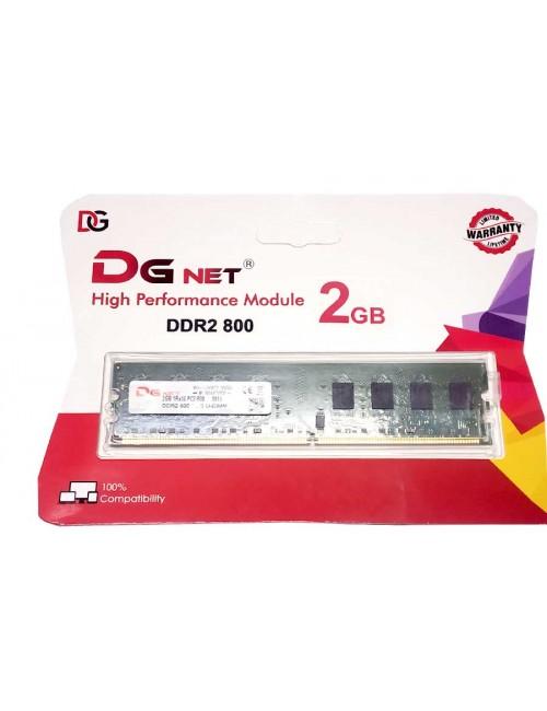 DG NET RAM 2GB DDR2 DESKTOP 800 MHz
