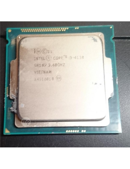 PULLOUT CPU CORE i3 4TH GEN 4130 (Testing Warranty)