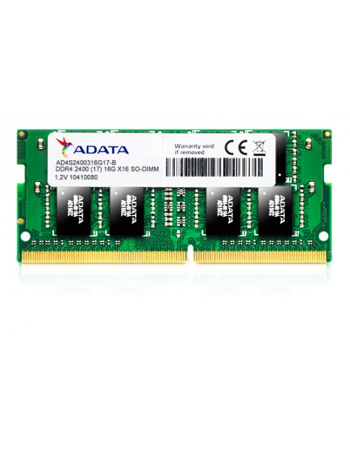 ADATA RAM 16 GB DDR4 LAPTOP 2400 MHZ