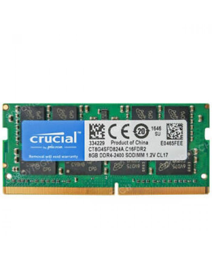 CRUCIAL RAM 8 GB DDR4 LAPTOP