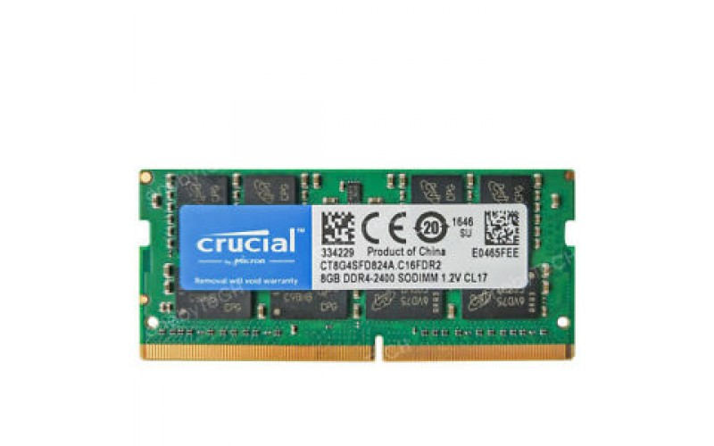 CRUCIAL RAM 8GB DDR4 LAPTOP