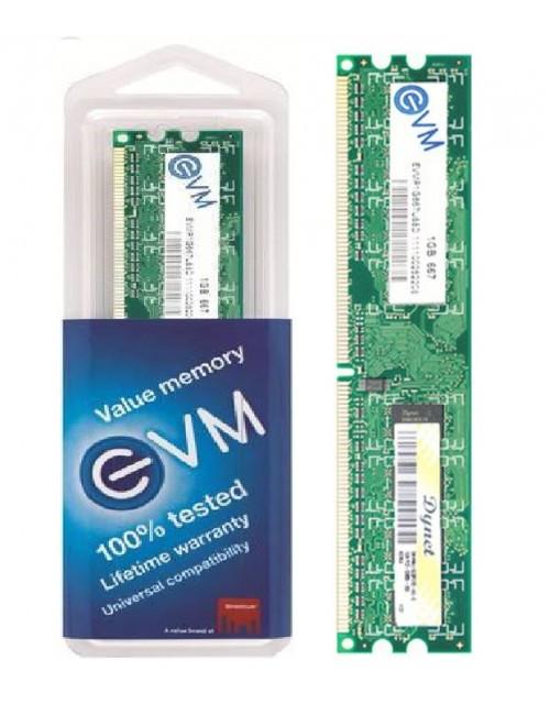 EVM RAM 1GB DDR2 DESKTOP 667 MHz