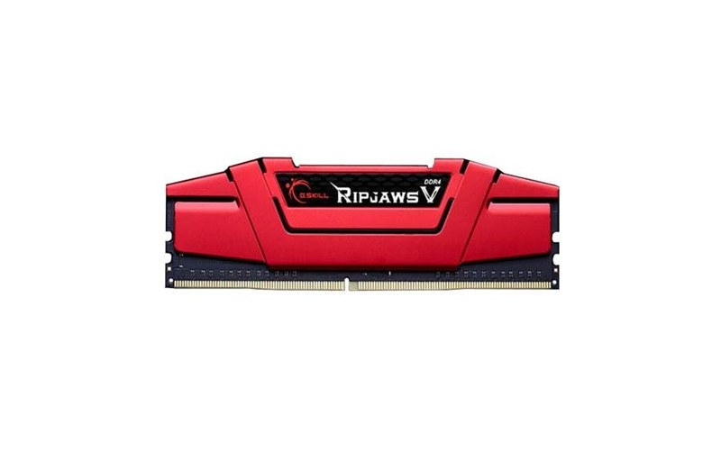 GSKILL RAM 8 GB DDR4 DESKTOP 3000 MHZ (RIPJAWS V)
