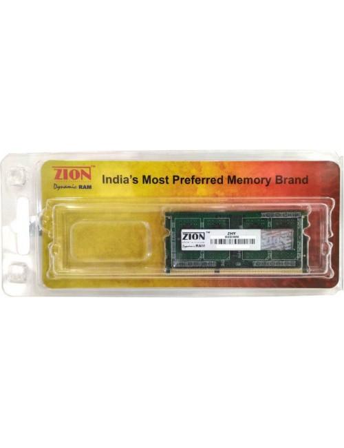 ZION RAM 4GB DDR4 LAPTOP