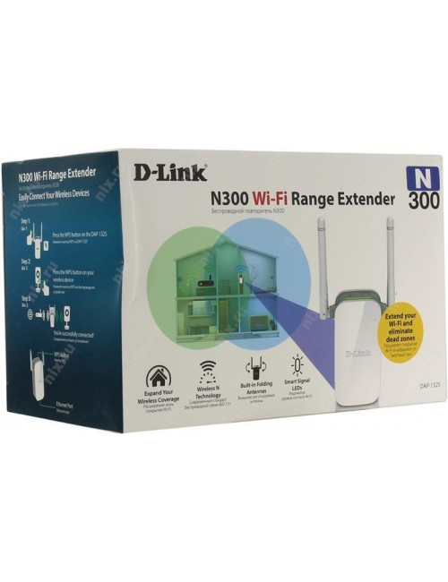 D-LINK 300 MBPS RANGE EXTENDER DAP-1325