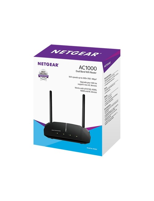 NETGEAR 300 MBPS WIRELESS DUAL BAND ROUTER R6080