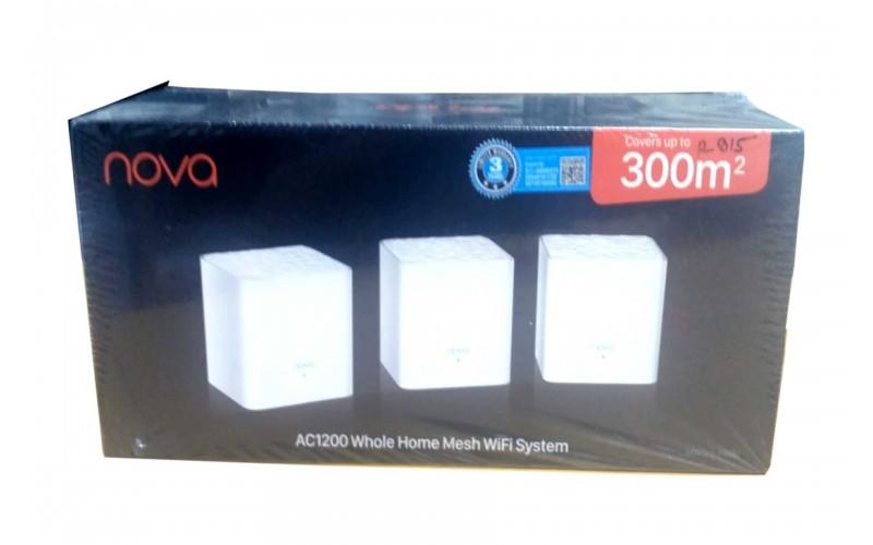 TENDA WHOLE HOME MESH WIFI SYSTEM NOVA MW3-3P