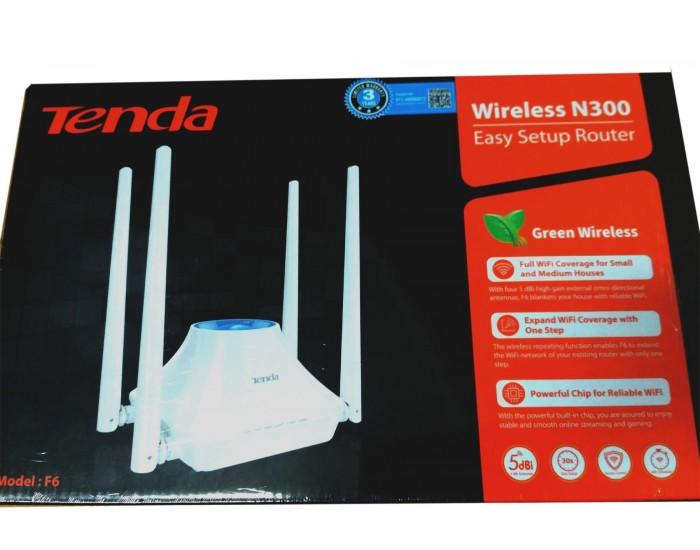 Tenda Router List