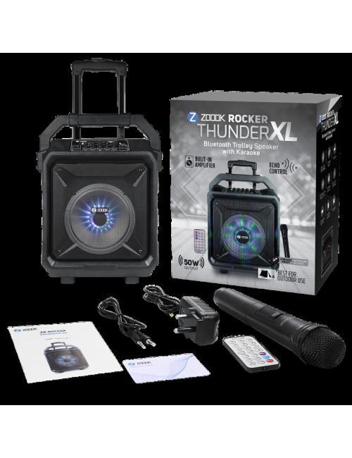 ZOOOK BLUETOOTH SPEAKER 1.0 ROCKER THUNDER XL
