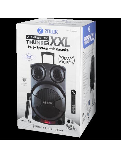 ZOOOK BLUETOOTH SPEAKER 1.0 ROCKER THUNDER XXL
