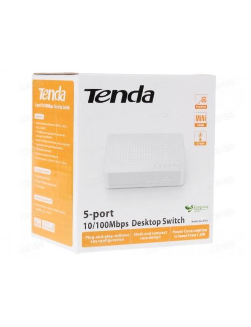 TENDA 5 PORT SWITCH S105