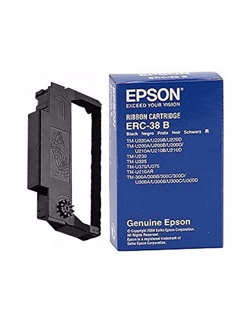 EPSON RIBBON CARTRIDGE ERC 38B