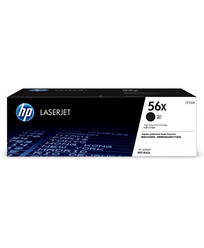 HP TONER CARTRIDGE LASER JET 56X BLACK (ORIGINAL)