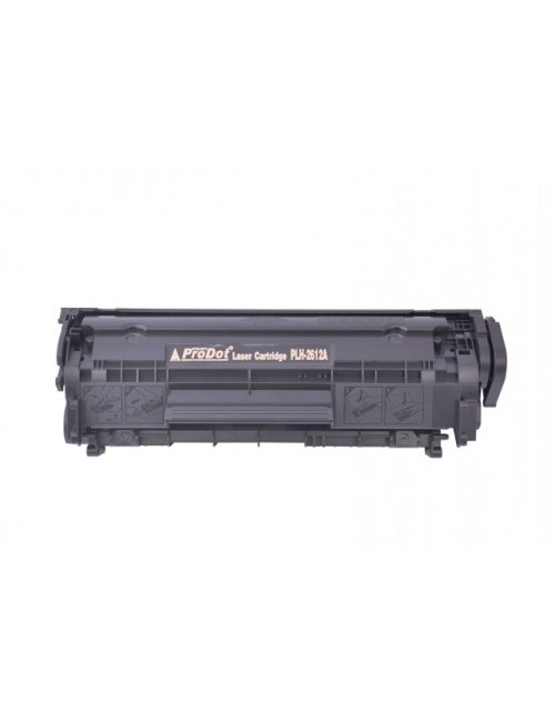 PRODOT COMPATIBLE LASER CARTRIDGES PLH 2612A / HP M1005 / HP 1020 / CANON 2900B / CANON 3010 / 303 / 703 / FX9