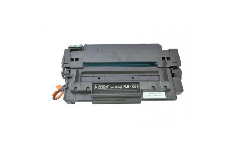 PRODOT COMPATIBLE LASER CARTRIDGES PLH-7551 / HP P3004DN / HP P3005DN