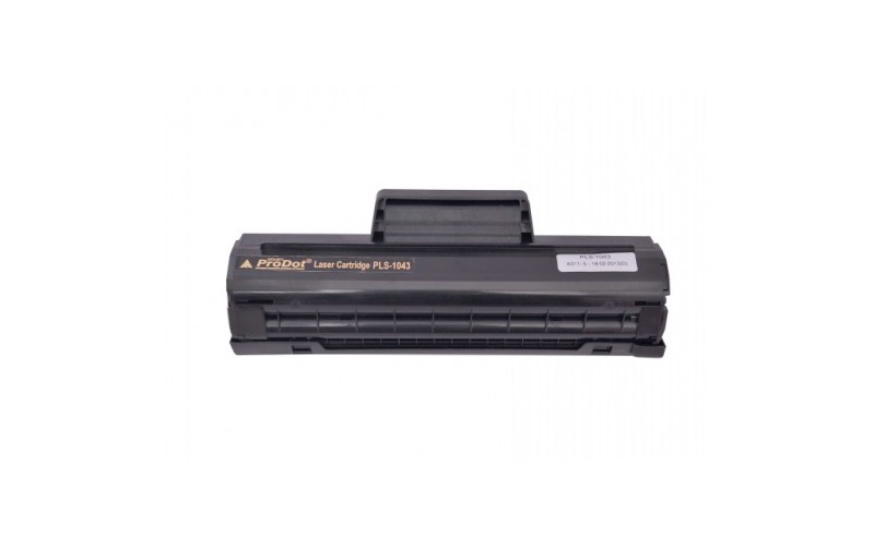 PRODOT COMPATIBLE LASER CARTRIDGES PLS 1043 / SAMSUNG SCX3201 / ML1666