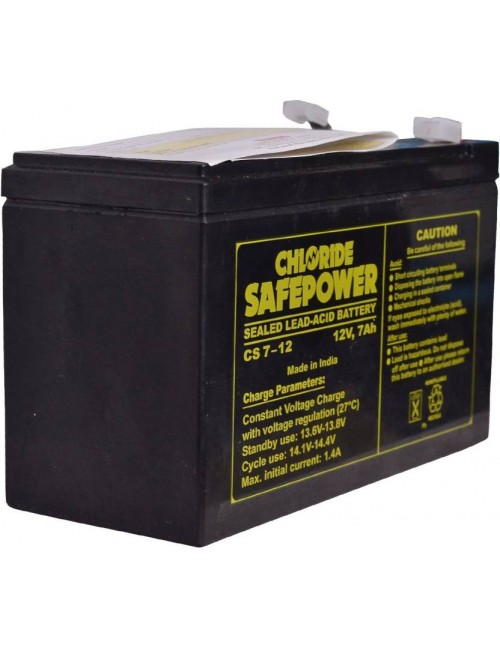 EXIDE UPS BATTERY 7AH