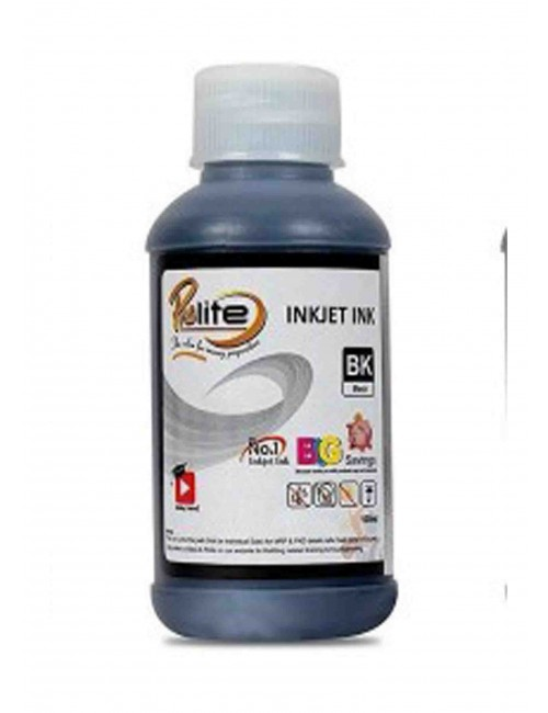 PROLITE INKJET INK FOR HP BLACK (IP-HQ05-PK)100ML / HP CART 22 / 46 / 57 / 678 / 680 / 703 / 704 / 802 / 803 / 818