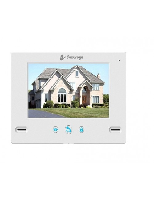 SECUREYE VIDEO DOOR PHONE WITH 7 INCH LCD SCREEN S-VDP10