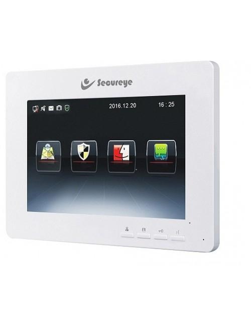 SECUREYE VIDEO DOOR PHONE WITH 7 INCH LCD SCREEN S-VDP9