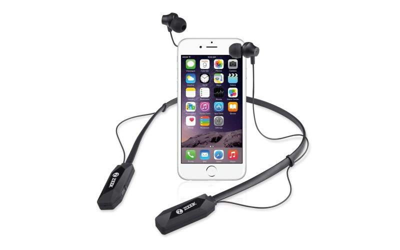 ZOOOK BLUETOOTH EARPHONE NECKBAND WITH MIC