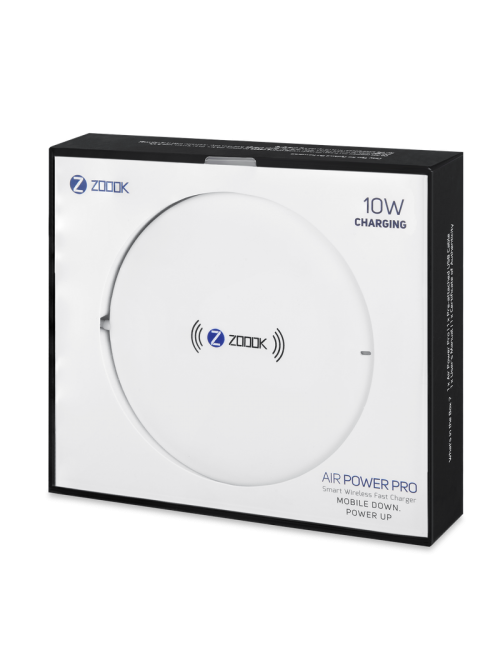 ZOOOK SMART WIRELESS CHARGER (AIR POWER PRO)