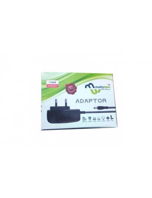 MULTYBYTE ADAPTOR 9V/2A (DUAL PIN)
