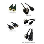 POWER CABLE   HDMI CABLE   VGA CABLE