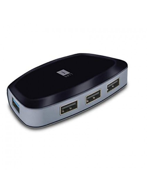 IBALL 4 PORT USB HUB 3.0 (PIANO 430)