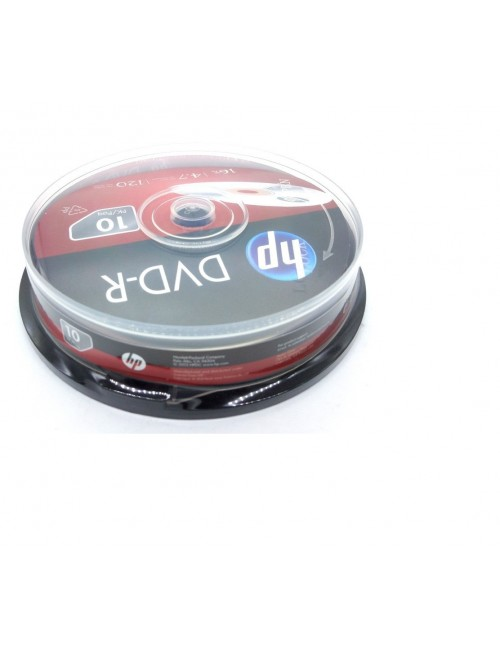 HP DVD-R PACK OF 10