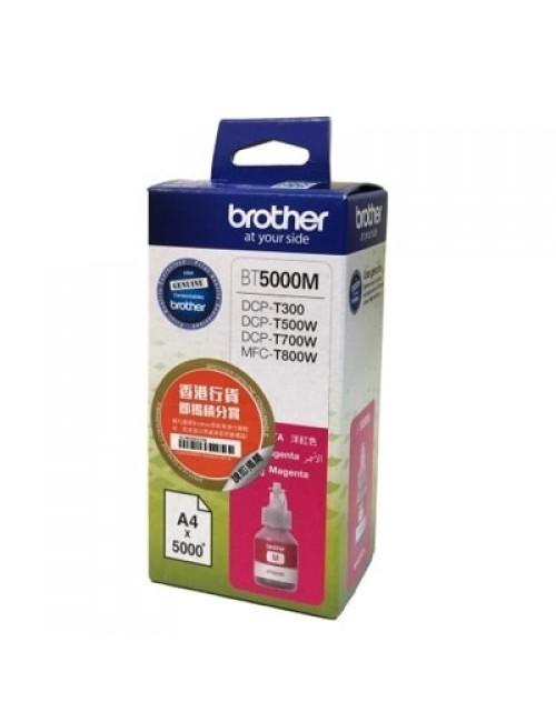 BROTHER INKJET INK (MAGENTA) BT 5000