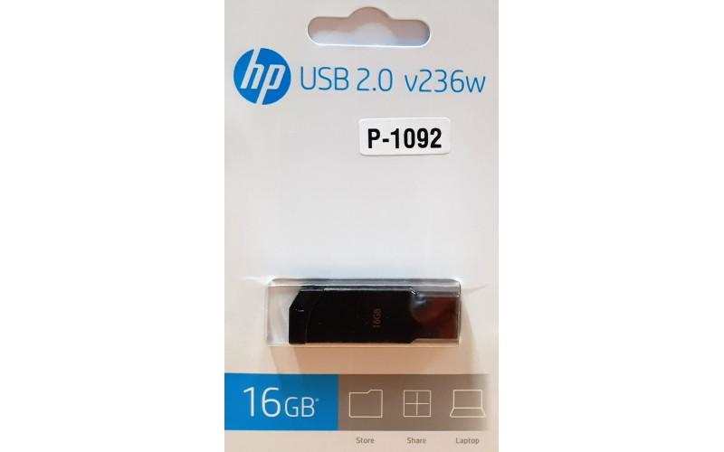 HP PENDRIVE 16GB 2.0 (V236W/V237W)