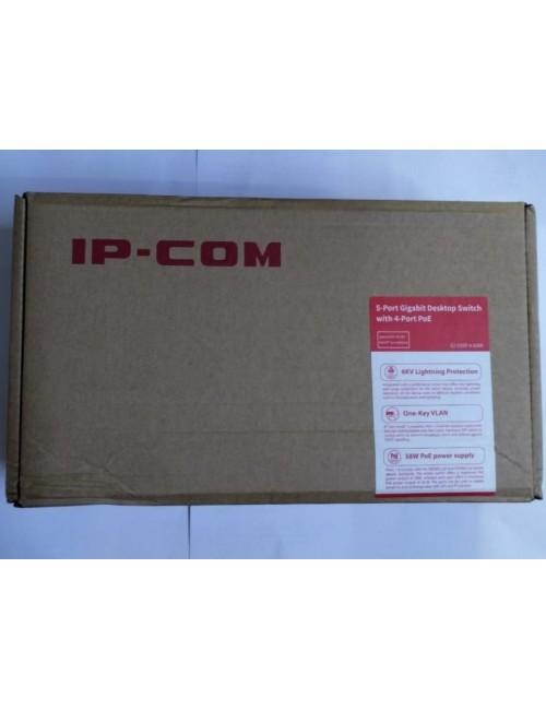IP COM POE SWITCH 4 PORT GIGA G1105P (4 GIGA POE + 1 UP LINK)
