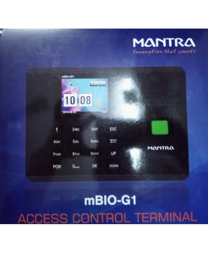 MANTRA BIOMETRIC (mBIO G1)